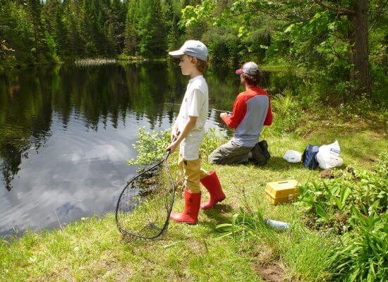 La Fête de la pêche au Domaine Saint-Bernard – 4 juin 2017